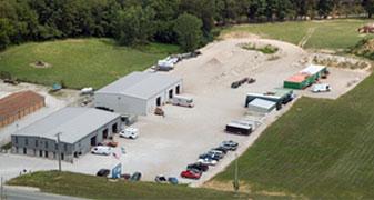 Nova Basement Systems Facility